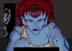 Demona typing